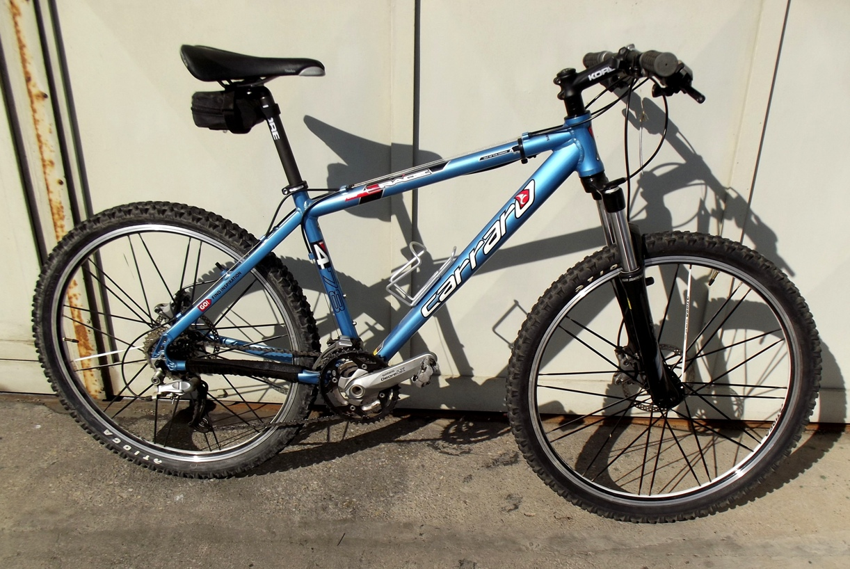 Bicicletta CARRAO RACE 478