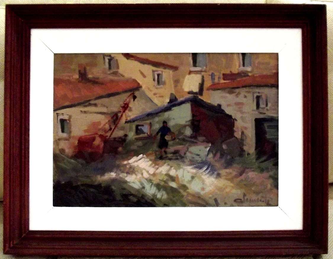 Quadro CLEMENTE VILLY